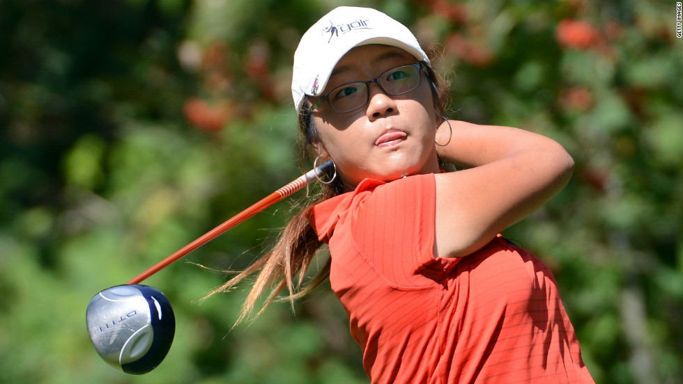 Age 15, Ko also became the youngest LPGA Tour winner in history courtesy of her win at the Canadian Women's Open.