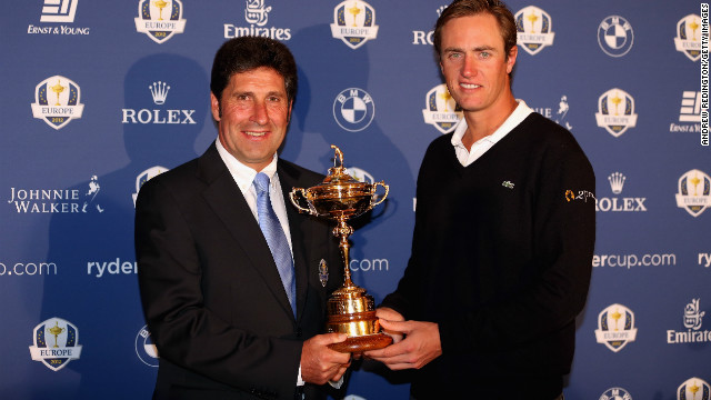 What can Ryder Cup golfers expect?