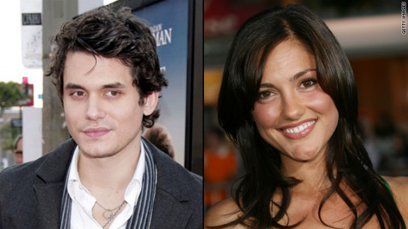 Mayer reportedly dated Minka Kelly in 2007, as the two were seen strolling hand in hand. The actress has since been romantically linked to Derek Jeter and Wilmer Valderrama.