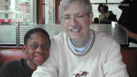 DePrince escaped the horror of war in her homecountry at the age of four when she was adopted by an American couple and started a new life in the United States.