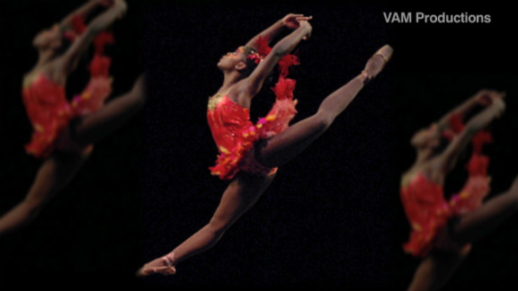 """Three years ago, DePrince participated in the youth America Grand Prix, the biggest ballet competition in the world, where she won a scholarship. She also became the subject of """"First Position,"""" an award-winning documentary about the competitive contest."""