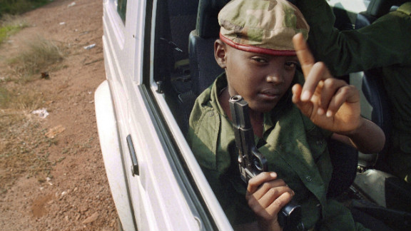 As many as one million people were killed when a civil war between the majority Hutus and minority Tutsis broke out.