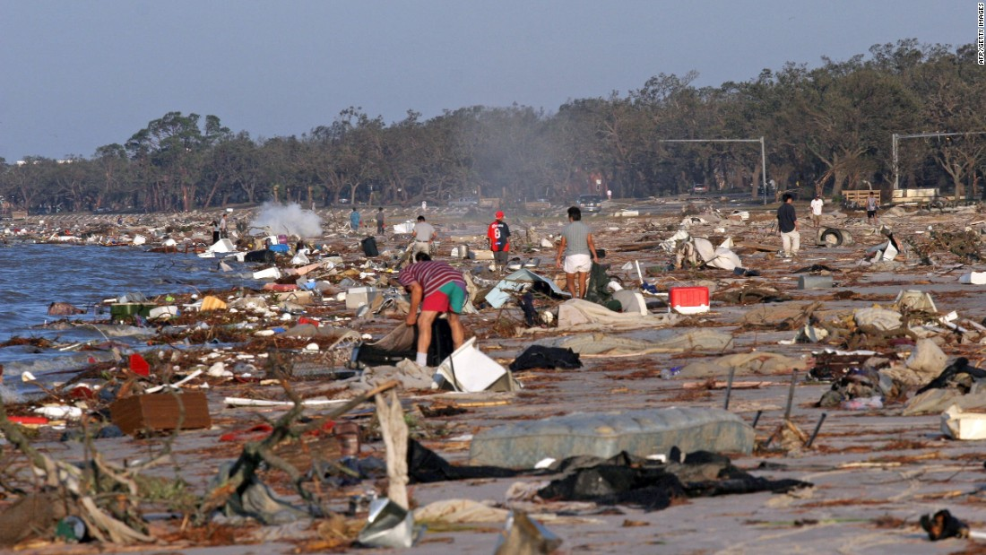 Hurricane Katrina Statistics Fast Facts Cnn