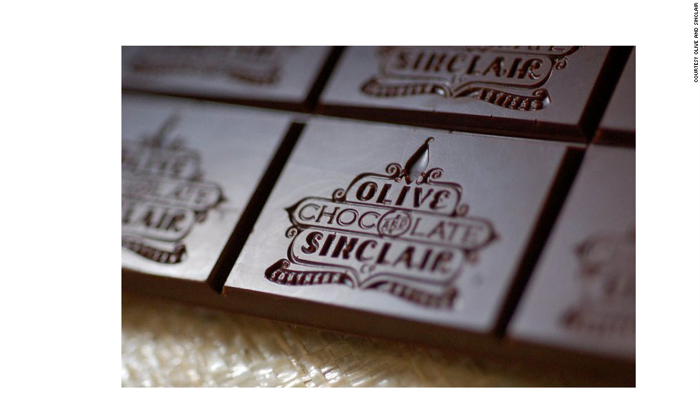 Olive and Sinclair slow roasts its cacao beans and then grinds them with pure brown sugar more for taste than for sweetness. 1404 McGavoc Pike, Suite C; 615-262-3007; oliveandsinclair.com