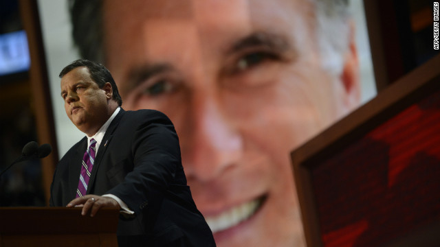 Gov. Christie predicts game changer
