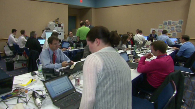 Inside the RNC 'war room'