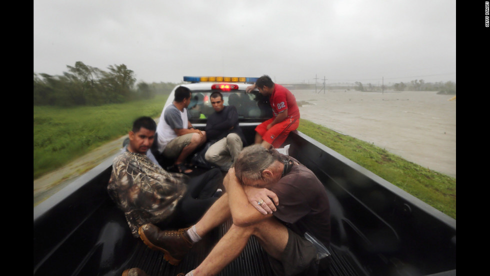 Dozens were reportedly rescued in Plaquemines Parish after levees were overtopped by floodwaters.