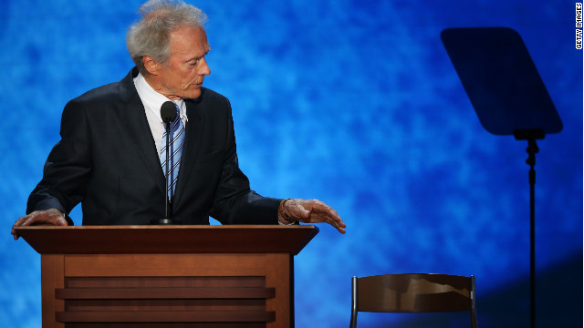 Eastwood tells RNC to 'make his day'