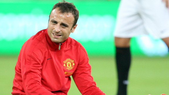 Manchester United to Fulham: With the arrival of Robin van Persie from Arsenal earlier this month, the chances of Dimitar Berbatov playing even more of a bit part at Old Trafford have only increased. Fulham have been the benefactors of Alex Ferguson