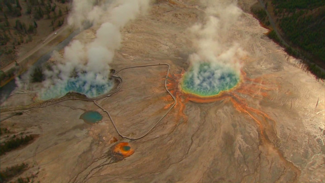 How deadly is a supervolcano?