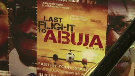 """""""Last flight to Abuja"""" is an airplane disaster thriller based on true and tragic events."""