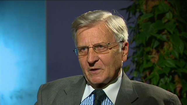 Trichet: Financial situation not normal