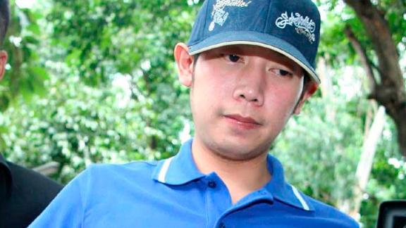 Vorayuth Yoovidhya has been charged with causing a death with negligence.