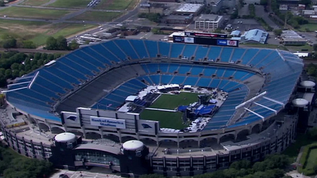 DNC CEO: We'll fill stadium in Charlotte