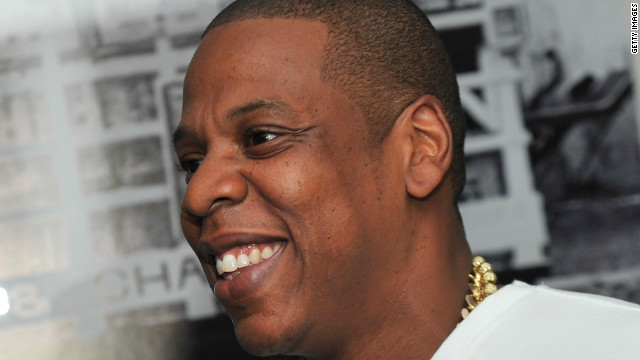 Jay-Z, seen here attending an event in New York City in July, offered up a surprise closing set.
