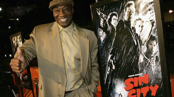 """In 2005, Duncan had a role in the """"Sin City,"""" based on the Frank Miller graphic novel of the same name."""