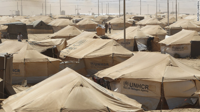 Syrian refugees could face catastrophe