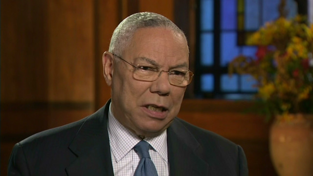 Powell: Romney will get over his gaffes