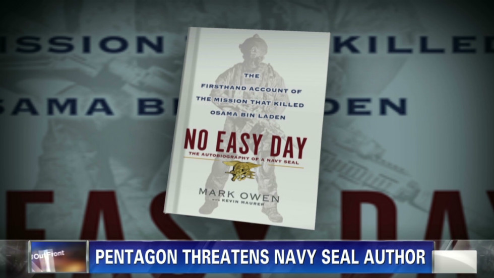 Panetta suggests bin Laden book author could be penalized - CNN