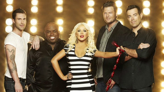"On December 17, ""The Voice's"" performance finale garnered more than 13 million viewers. Usher and Shakira will occupy the Big Red Chairs next season when they replace Christina Aguilera and CeeLo Green as judges."