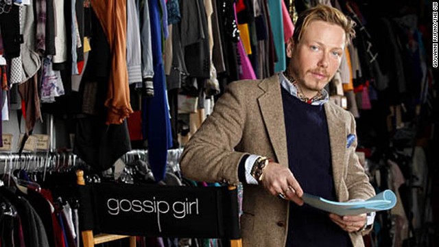 "Eric Daman is the costume designer on The CW's ""Gossip Girl,"" which is heading into its sixth season."