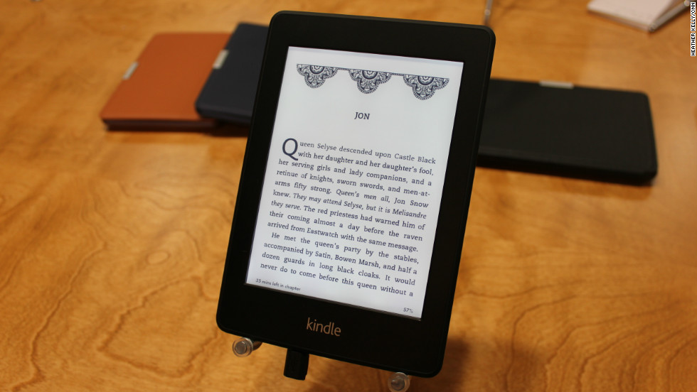Amazon has expanded its line of industry-leading e-readers. They now range from the basic Kindle, which costs $69, to the new Kindle Paperwhite, which features 62% more pixels than the Kindle Touch and a fiber-optic lighting system that was four years in the works.