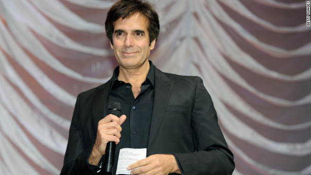 Magician David Copperfield found not liable for British tourist's injuries