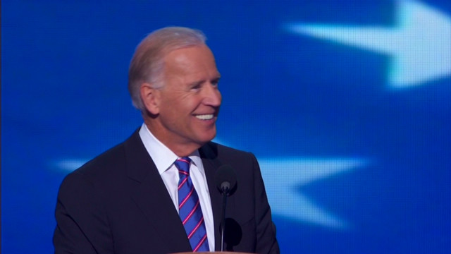 Watch VP Joe Biden's entire speech