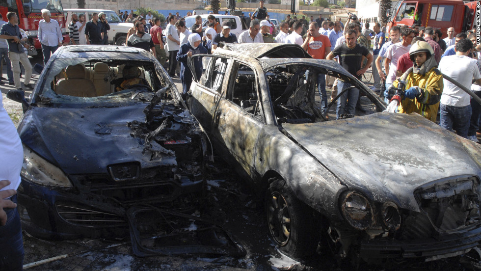 A car bomb exploded in Damascus, the Syrian capital , on Friday, September 7. State television said it was the second blast in a day against government targets. No casualties had yet been reported.