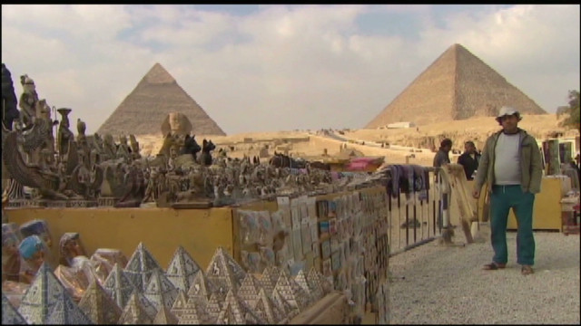 When will tourists return to Egypt?