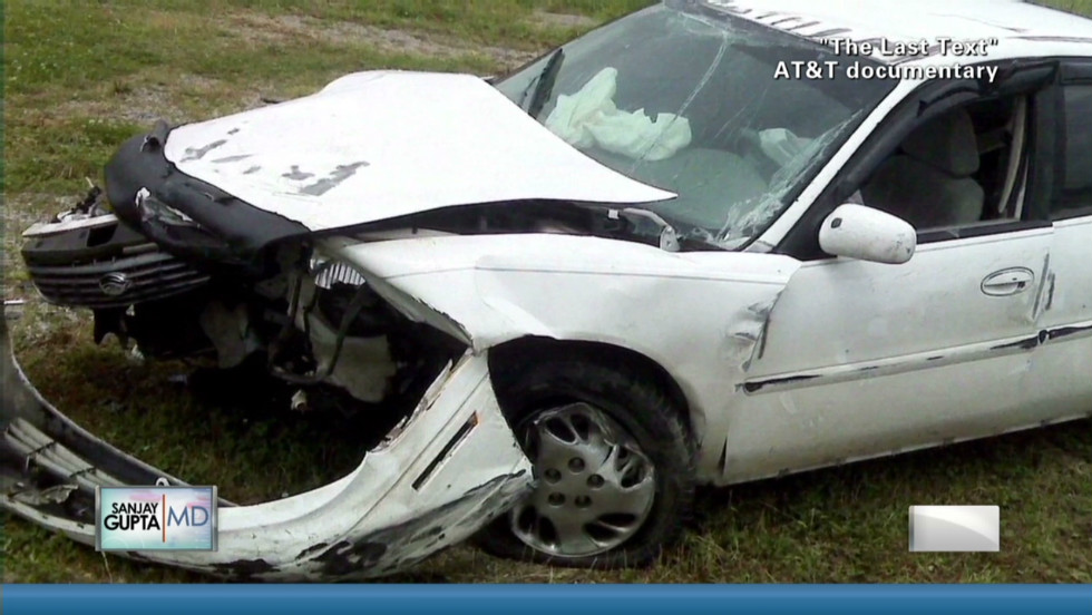 Car crash ER visits fell in states that ban texting while driving, study says