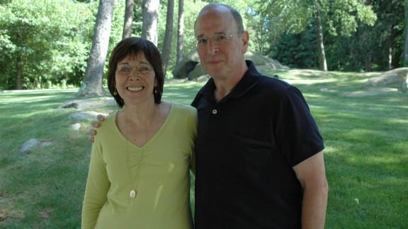 Elizabeth and Stephen Alderman