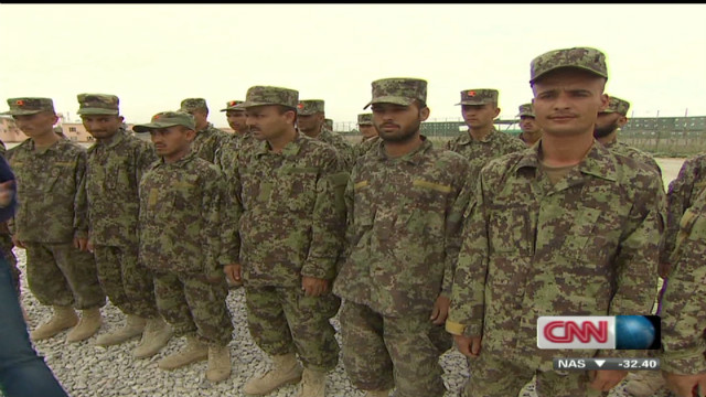 A daunting transition in Afghanistan
