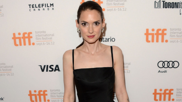 Winona Ryder Fast Facts