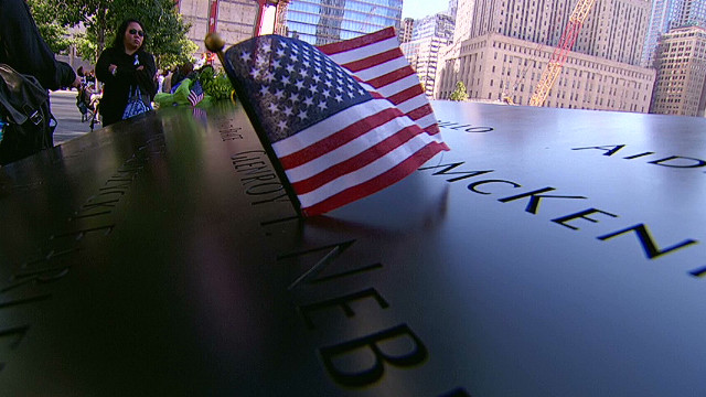 9/11 remembered, 11 years later