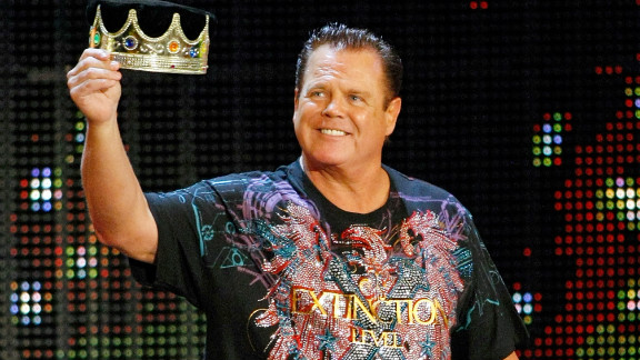 "Jerry ""The King"" Lawler of the WWE told a Memphis radio station that he received death threats after tweeting out support for Trump in February."