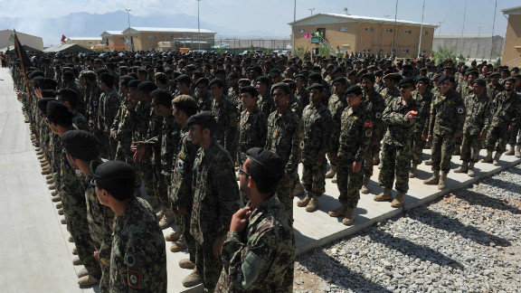 More than 50 NATO troops have been killed in insider attacks this year -- and no one knows to what degree NATO can count on the committment of the Afghan National Army after 2014.
