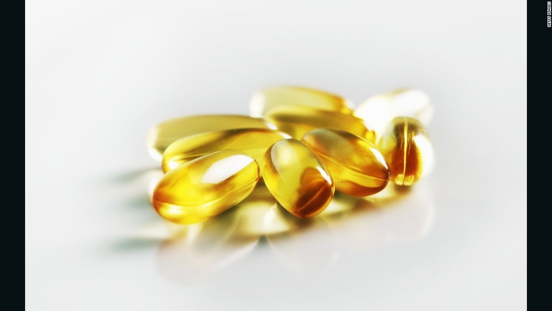 Fish oil is the most common natural product taken by children and adults. Some studies show it has anti-inflammatory effects.