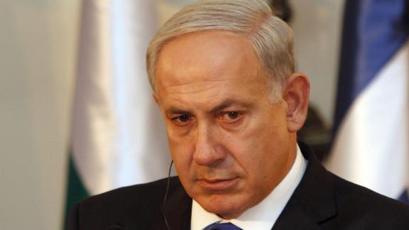 Israeli Prime Minister Benjamin Netanyahu says sanctions on Iran are having a partial impact.