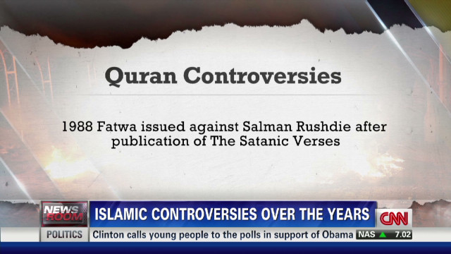 A look at other Quran controversies