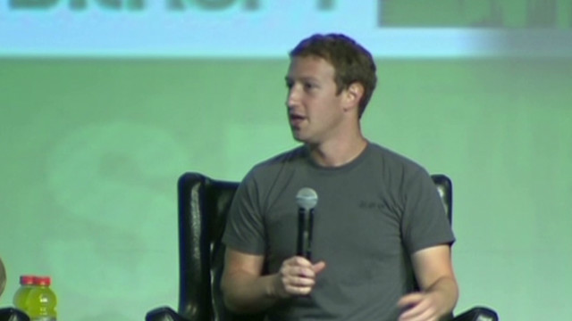 Zuckerberg: Stock drop 'disappointing'