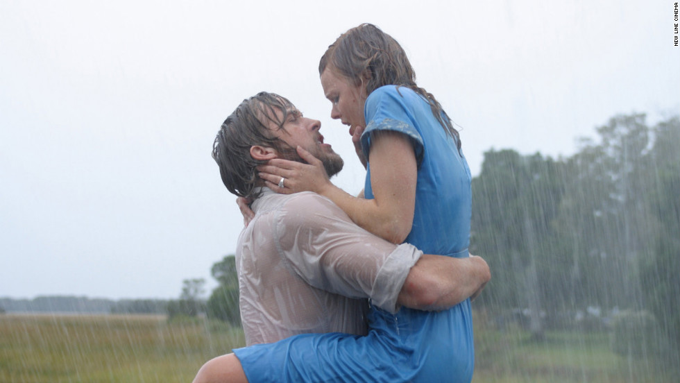 "Fans of ""The Notebook"" really seemed to root for Rachel McAdams and Ryan Gosling. They even won the award for best kiss at the 2004 MTV Movie Awards. Sadly, the pair split after three years. Gosling is now linked to Eva Mendes, his co-star in ""The Place Beyond the Pines,"" and McAdams went on to date her ""Midnight in Paris"" co-star Michael Sheen for two years."