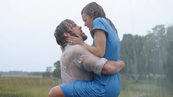 "Fans of the ""Notebook"" really seemed to root for Rachel McAdams and Ryan Gosling. They even won the award for best kiss at the 2004 MTV Movie Awards. Sadly, the pair split after three years. Gosling is currently linked to Eva Mendes, his costar in ""The Place Beyond the Pines,"" and McAdams her ""Midnight in Paris"" costar, Michael Sheen."