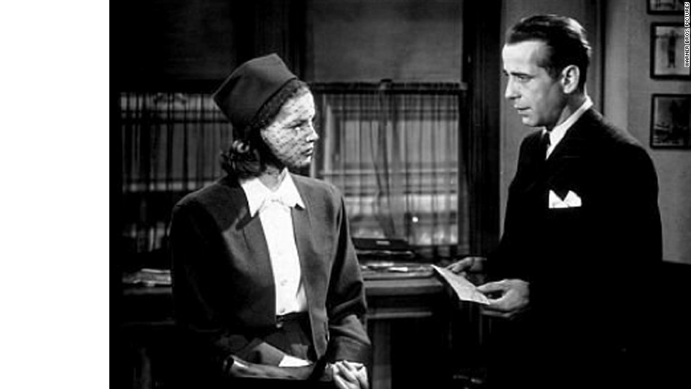 "Humphrey Bogart and Lauren Bacall first appeared together in 1944's ""To Have And Have Not."" They collaborated on several other projects, including ""The Big Sleep"" -- pictured here -- and ""Dark Passage."" They were married in 1945. Bogart died of cancer in 1957, leaving behind Bacall and their two children. <a href=""http://www.cnn.com/2014/08/12/showbiz/lauren-bacall-dead/"" target=""_blank"">Bacall passed away in August 2014</a> at the age of 89. Let's see which other famous couples took their romance from reel to real:"
