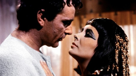 Hollywood's portrayal of Egyptian queen Cleopatra has been hotly debated, as some feel that casting a non-woman of color -- most famously done in 1963 with Elizabeth Taylor -- is a classic example of Hollywood whitewashing. When Angelina Jolie was mentioned as a successor to Taylor's iconic performance, many vehemently disagreed, saying that it was time to cast a woman of color.