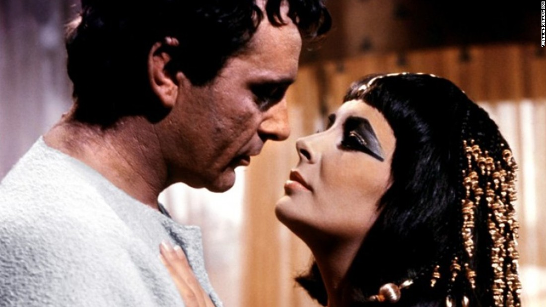 "Hollywood's portrayal of Egyptian queen Cleopatra has been hotly debated, as some feel that casting a non-woman of color -- most famously done in 1963 with Elizabeth Taylor -- is a classic example of Hollywood whitewashing. When Angelina Jolie was mentioned as a successor to Taylor's iconic performance, <a href=""http://marquee.blogs.cnn.com/2010/06/17/backlash-over-angelina-jolie-as-cleopatra/"" target=""_blank"">many vehemently disagreed</a>, saying that it was time to cast a woman of color."