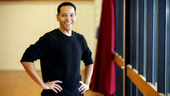 Daniel Levi-Sanchez, who has taught dance to students from kindergarten to high school, says helping others drives him to teach. He considers himself a facilitator, guiding students through their educational journey.
