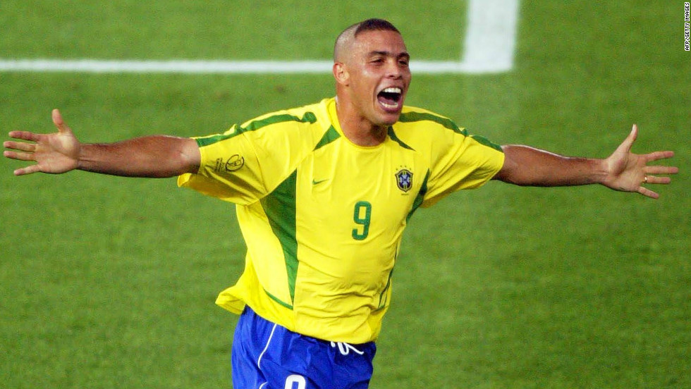 Redemption came four years later. Alongside the attacking talents of Rivaldo and Ronaldinho, he found the net six times as Brazil romped through to a final match with Germany. In Yokohama's International Stadium, Ronaldo scored two second-half goals to give Brazil a 2-0 win and finally exorcise the ghosts of Paris four years earlier. It was Ronaldo's second World Cup triumph, having been part of Brazil's winning squad in 1994.