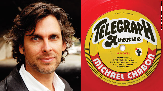 "Michael Chabon's highly anticipated new novel, ""Telegraph Avenue,"" hit stores September 11."