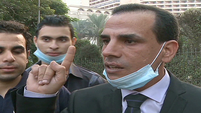 Egyptians demand apology from Obama